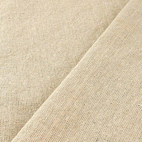 [해외]Caydo 아이다 천 크로스 스티치 천 리넨 바느질 원단, 일반 솔리드 컬러 리넨 원단 헝겊 황마 직물 테이블 천을 의류 공예품 액세스/Caydo Aida Cloth Cross Stitch Cloth Linen Needlework Fabric, Plain Solid Colour Linen Fabric Cloth Hemp Jut...