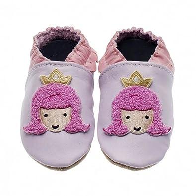 info for a6bf0 70f58 JACK&LILY Krabbelschuhe Baby-Schuhe, Größe 1-18, rosa ...