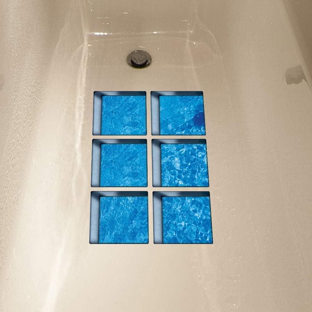 8x8cm FLAMEER Confezione Da 40 Fogli Adesivi Impermeabili per Piastrelle Cucina Bagno Backsplash Peel And Stick 3.15x3.15inch-20x8CM05,20x8CM01
