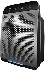 Whirlpool WPPRO2000M Whispure True Hepa Air Purifier, Activated Carbon, 508 Sq ft, Smart Auto Mode, Ideal For Allergies, Odors, Pet Dander, Mold, Smoke, Wildfire, Germs - Silver