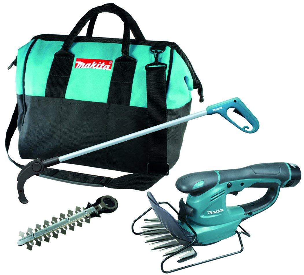 Makita UM164DWEXL UM164D UH200D Set jardinage cisaille /à gazon /électrique avec batterie et extension