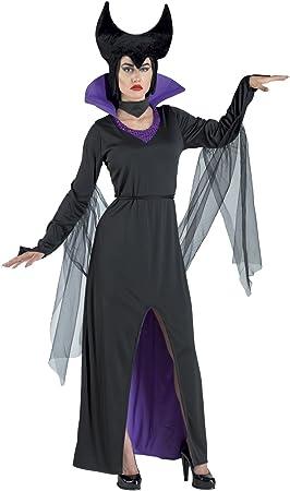 chiber Disfraces Disfraz de Maléfica para Mujer Adulta. Talla ...
