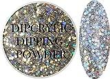 SHEBA NAILS Dipcrylic Dip Dipping Powder Unicorn Poop STARLIGHT - 1oz Jar