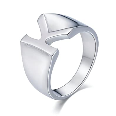 Bague homme taille 54
