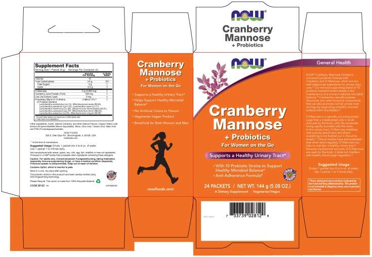 d mannosio cranberry prostatite