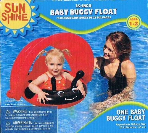 Sunshine 25-inch Baby Buggy Float by Sunshine: Amazon.es: Juguetes y juegos
