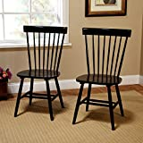 Target Marketing Systems Venice Side Chair - Set of 2