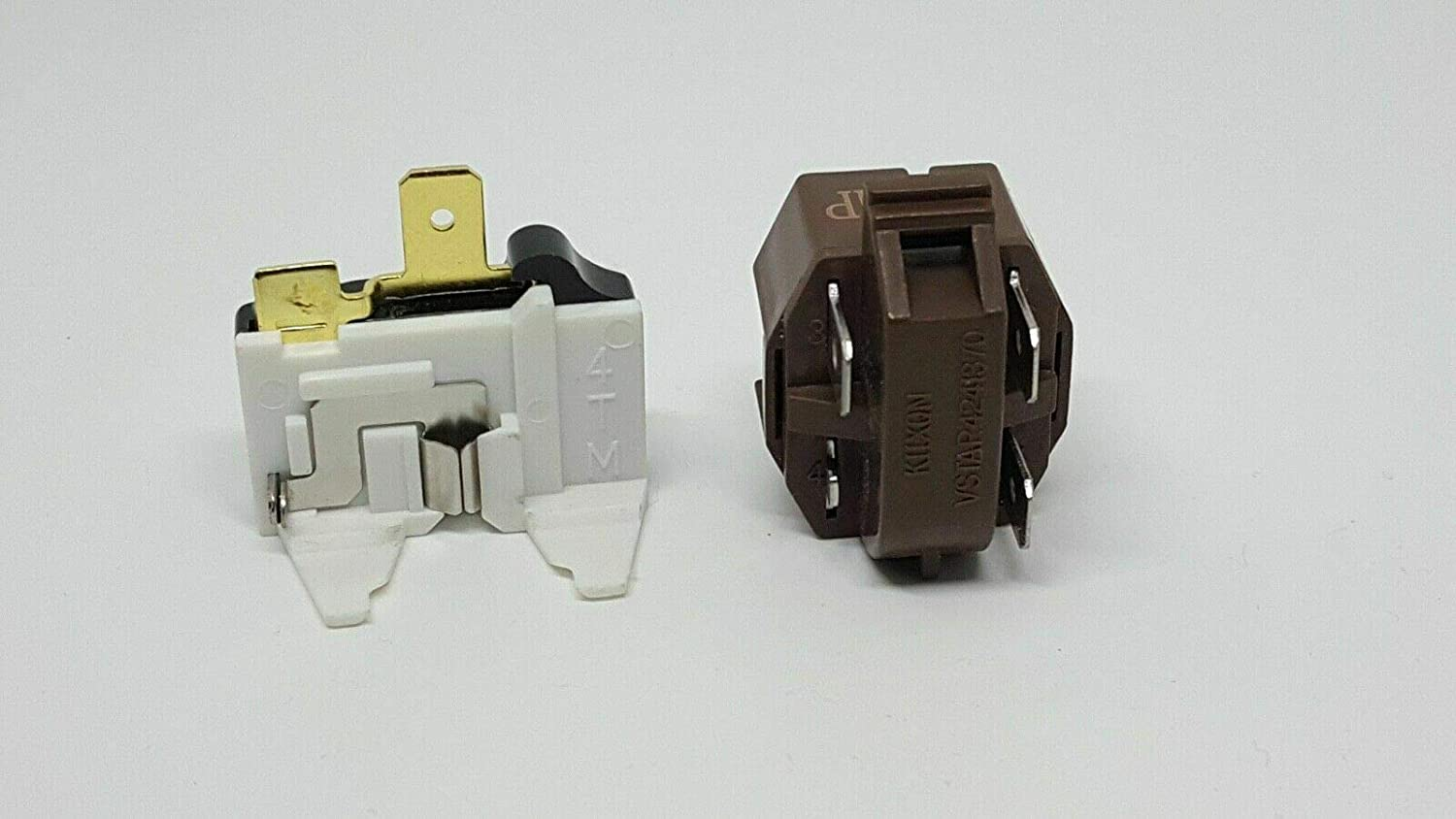 refrigerator/freezer overload relay kit for 4387913 7020935 4387766 4387836