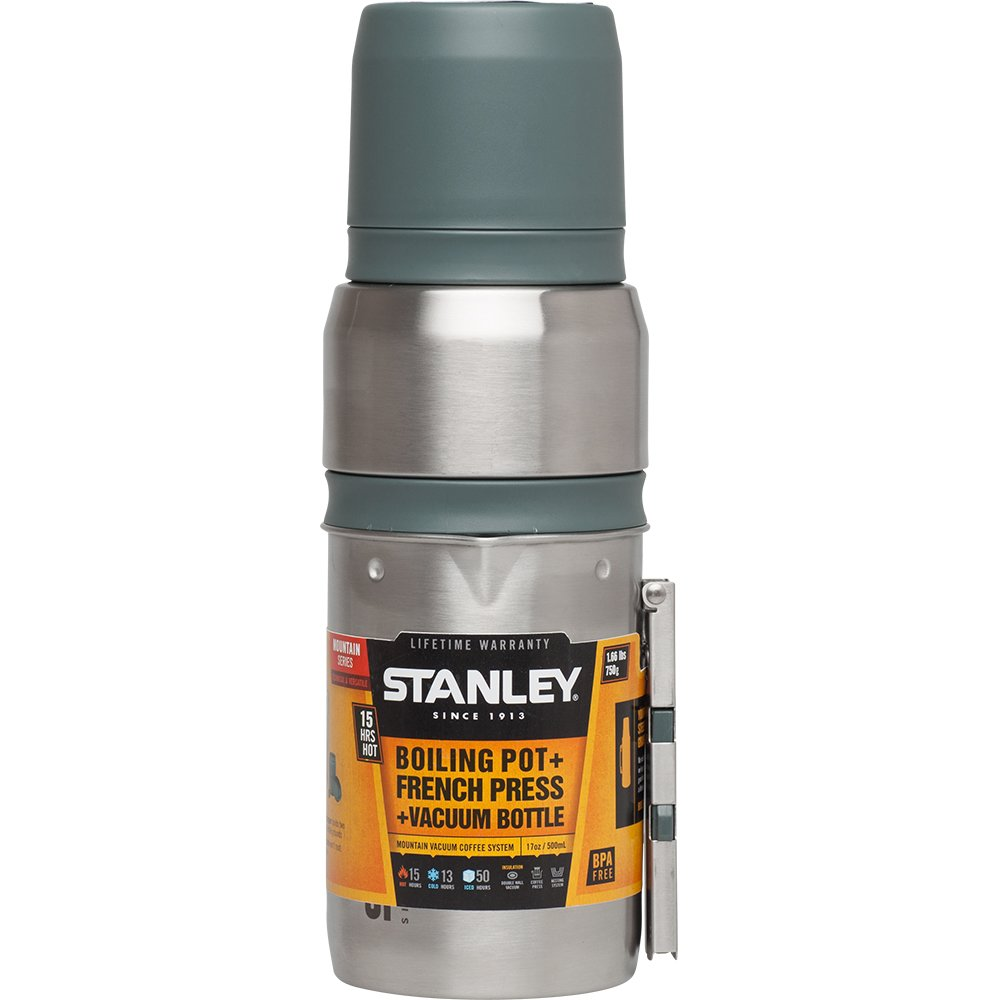 Stanley Mountain Vacuum Coffee System, Stainless Steel, 1.1 Quart by Stanley (Image #4)