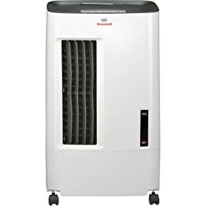 Honeywell Indoor Evaporative Air Cooler with Fan & Humidifier