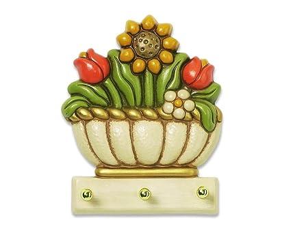 Thun porta strofinacci cesto di fiori amazon casa e cucina