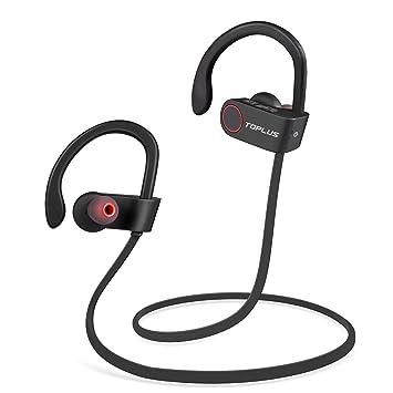 TOPLUS Ecouteur Bluetooth 4.1 - Casque de