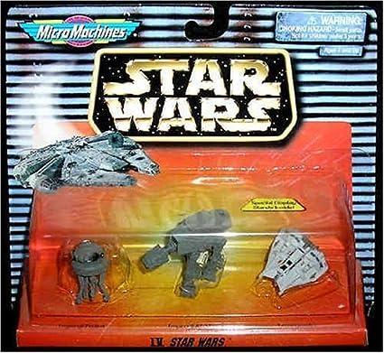 Vehicle Set Ii 1996 Other Vehicles Star Wars Micro Machines Set