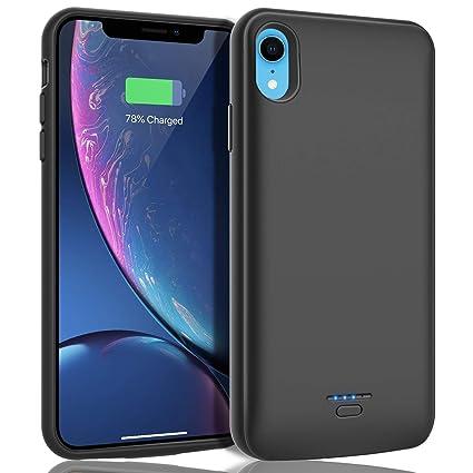 Amazon.com: Cargador de batería portátil para iPhone: Cell ...