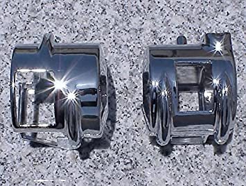 61cbtmqmNhL._SX355_ amazon com i5 chrome switch housing covers for honda shadow 600