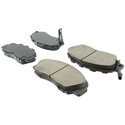 StopTech 309.05030 Street Performance Front Brake Pad: Automotive