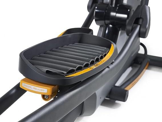 Nordic Track E 10.0 - Bicicleta elíptica unisex, Negro/Gris: Amazon.es: Deportes y aire libre