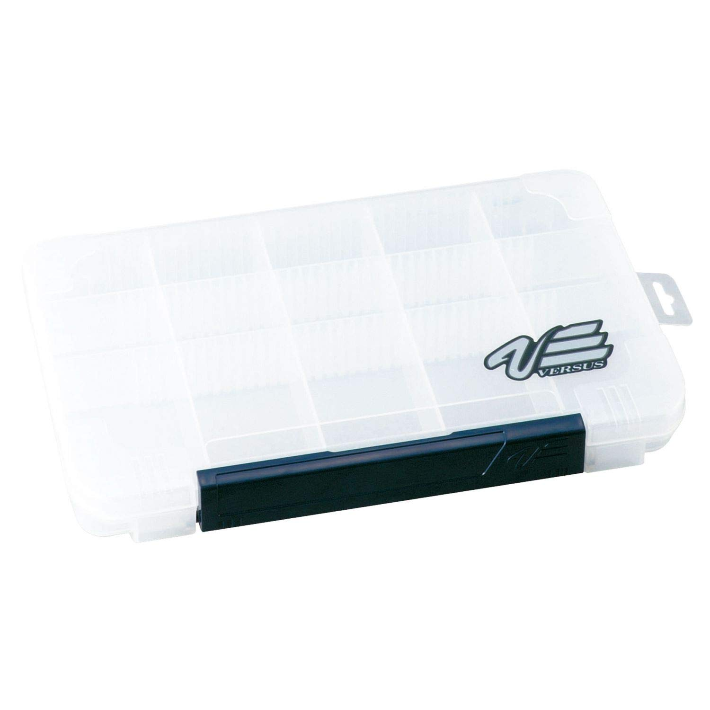 MEIHO VS-3043 ND-2 klar Zubehörbox Köderbox Angelbox