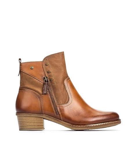 Pikolinos Zaragoza W9h_i18, Botines para Mujer: Amazon.es: Zapatos y complementos