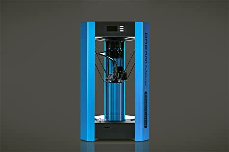 Impresora 3D Cloud Impresora 3D Overlord Classic Blue (EU): Amazon ...