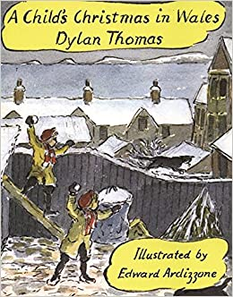 A Child's Christmas In Wales: Mini Illustrated Edition: Amazon.co ...