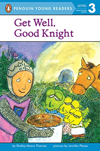 Get Well, Good Knight (Turtleback School & Library Binding Edition) (Puffin Easy-To-Read) ebook