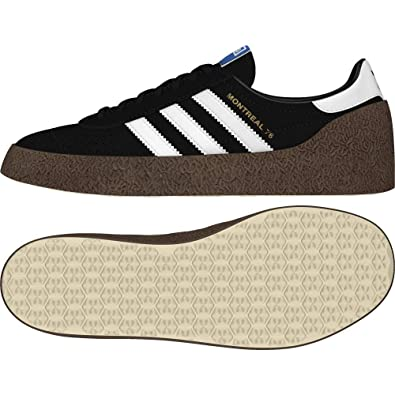 meet 39cb9 443da adidas Men s Montreal 76 Fitness Shoes, Black (Negbas Ftwbla Dormet 000)