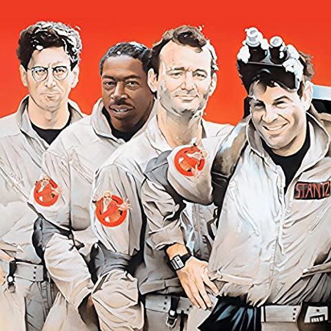 Here to Save the World (Ghost Busters 12 Inch)
