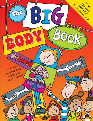 The Big Body Book (The Wonderful World of Simon Abbott) ebook
