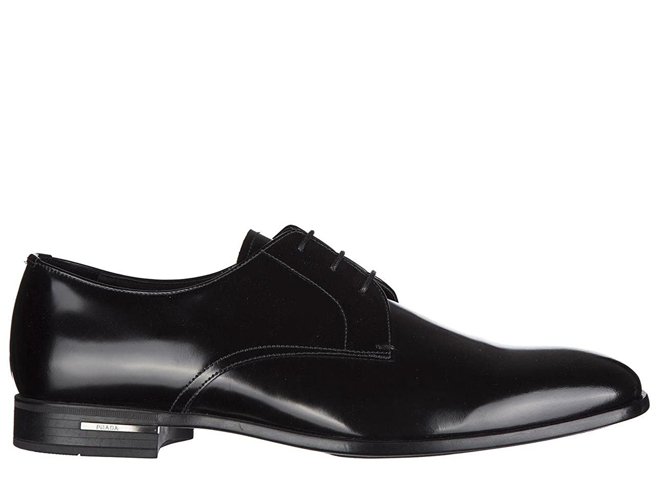 fb8d34afa506 Prada Men's Calzature Uomo Spazzolato Fume (10): Amazon.ca: Shoes & Handbags