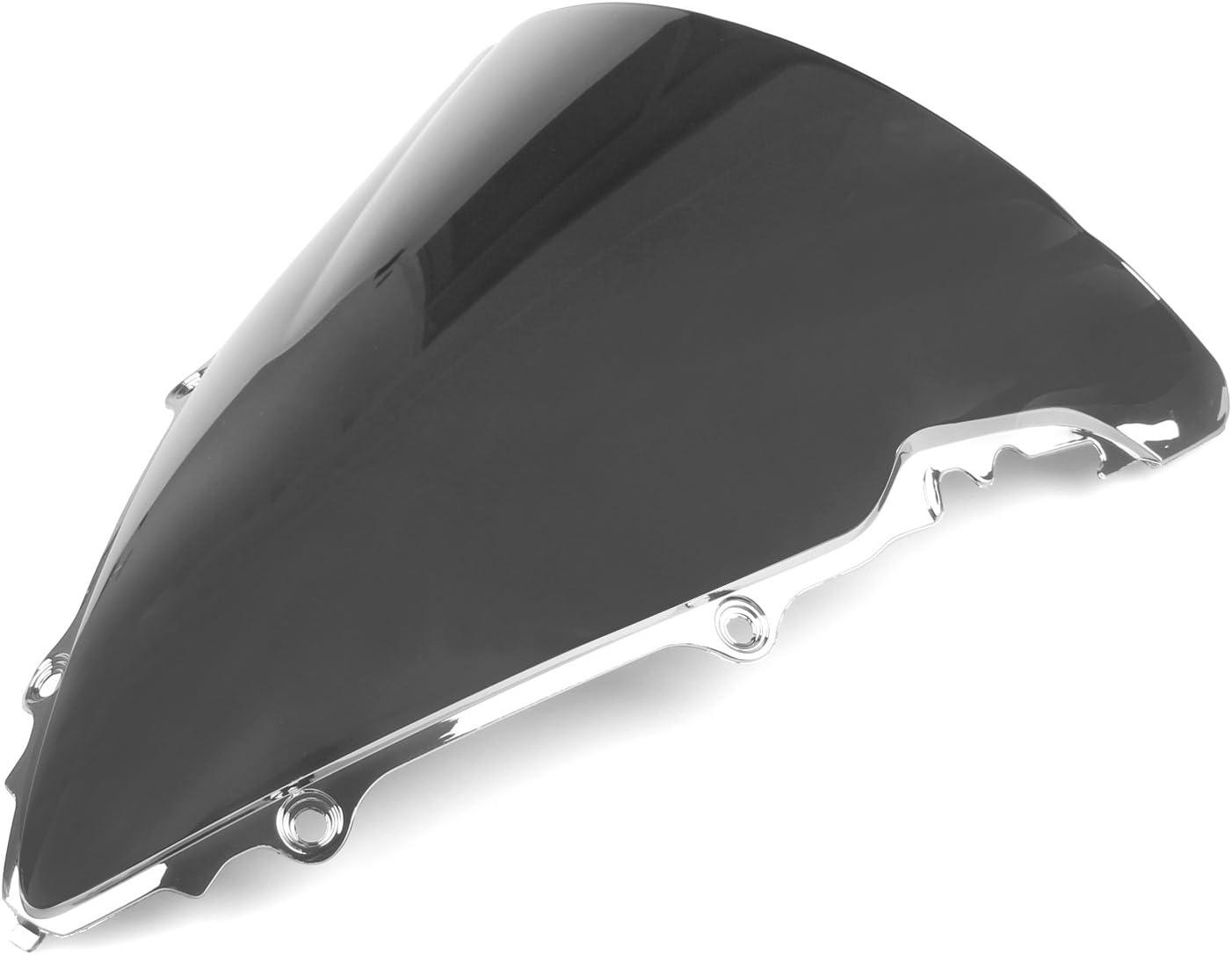 Motorcycle Wind Shield Protector Windscreen for Yamaha YZF R6 2003-2005 R6S 2006-2009 Artudatech Motorbike Windshield