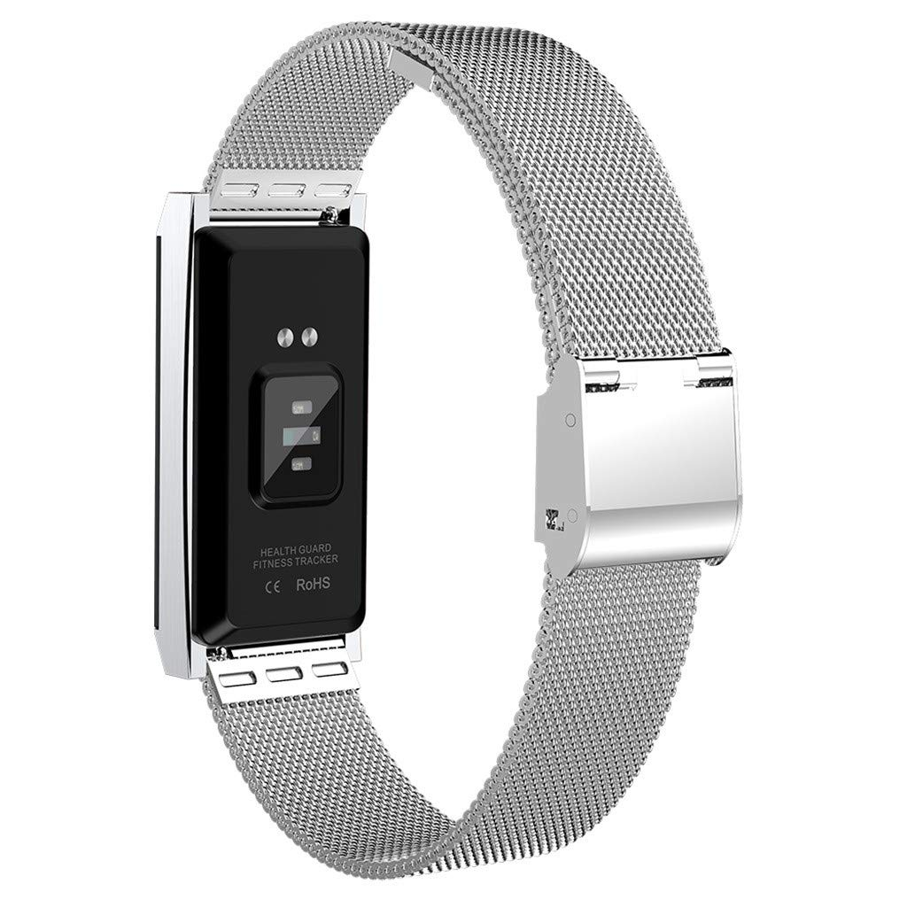 Baiomawzh Smartwatch Impermeable IP68, Pulsera Actividad Inteligente ...
