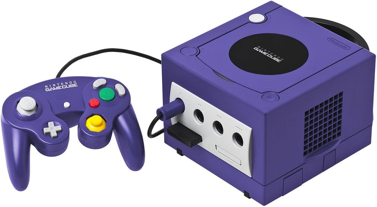 Nintendo GameCube - Coloris Violet [GAME CUBE] [Importado de Francia]: Amazon.es: Electrónica