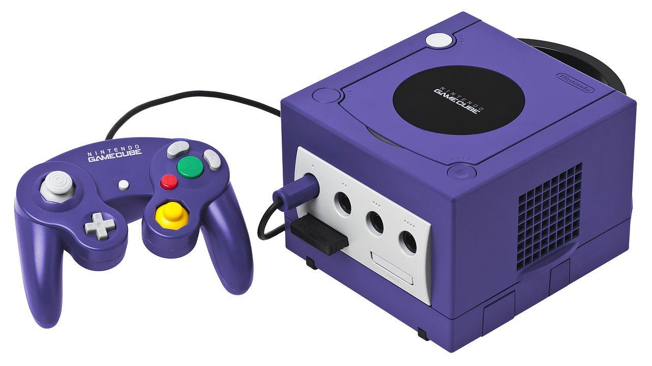 Gamecube Console Indigo: Video Games