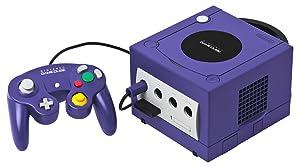 Gamecube Console Indigo