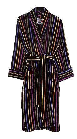 Mens Mozart 100% Egyptian Cotton Plush Shawl Collar Luxury Bathrobe - 4XL 34e12c490