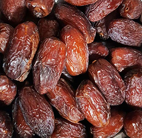 - California MEDJOOL DATES Fresh Harvest Recloslable Bags Naturally Grown in California