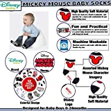 Disney Baby Boys Mickey & Minnie Mouse Assorted