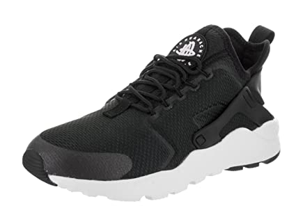 the best attitude ae72b 1b014 Image Unavailable. Image not available for. Color  Nike Women s Air  Huarache Run Ultra Black Black Black White ...