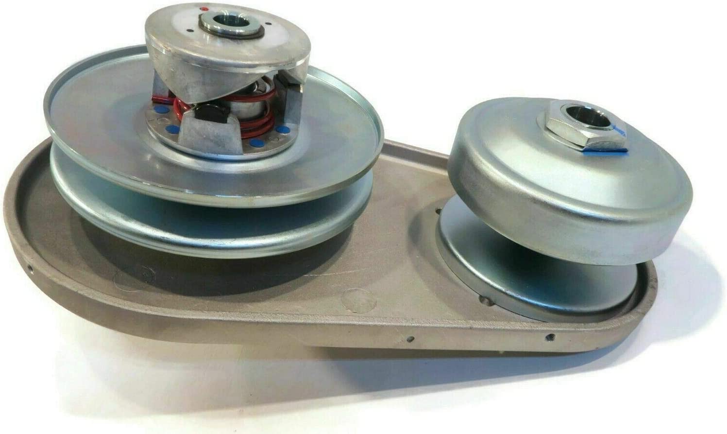 1//4 Keyway 40 Series Torque Converter Kit for 13HP Engines with 1 Crankshaft The ROP Shop
