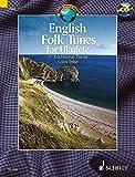 English Folk Tunes for Ukulele: 37 Traditional Pieces (Book/CD) (Schott World Music)