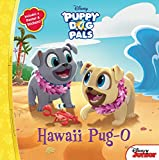 In Hawaii Pug-O, Bingo and Rolly's adventures lead them all the way to the Aloha State in this book that comes with stickers and an adorable Puppy Dog Pals poster!