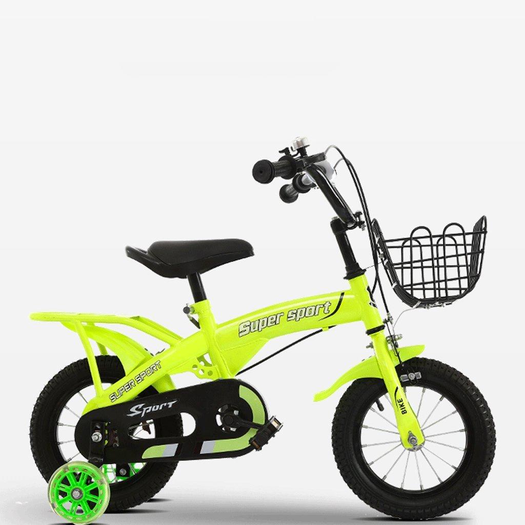 自転車 子供用自転車12/14/16インチ2-3-6-8歳 (サイズ さいず : 16 inch) B07DPPH42B 16 inch 16 inch