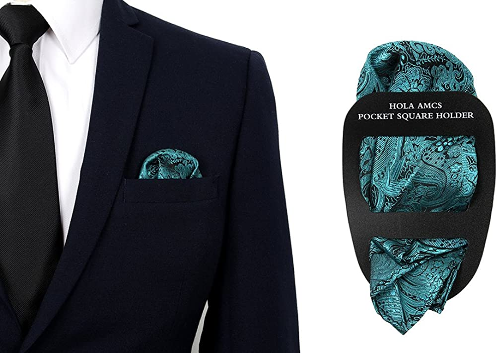 Pocket Square Holder For Handkerchief