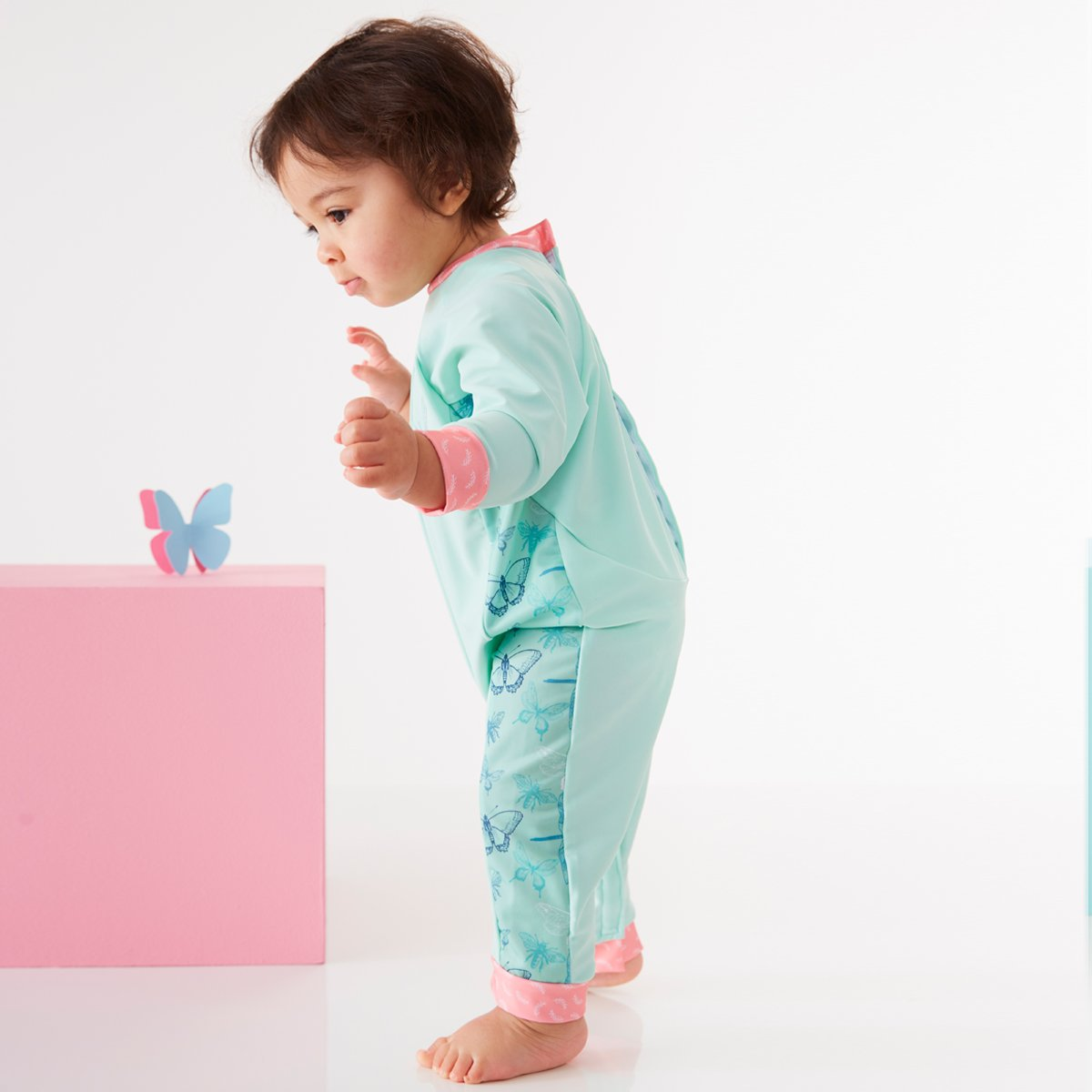 Amazon.com: Splash About Children\'s UV Sunsuit and Eczema Suit ...