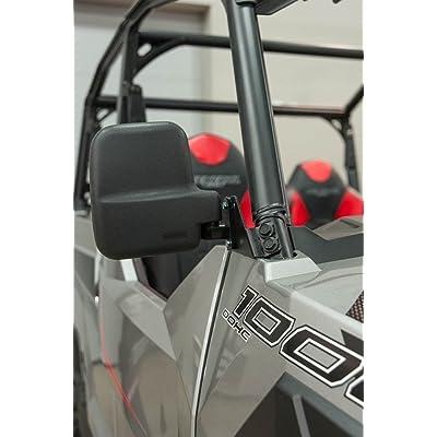 Polaris General 1000 2016+ Folding Side Mirror Set by Maverick Advantage: Automotive