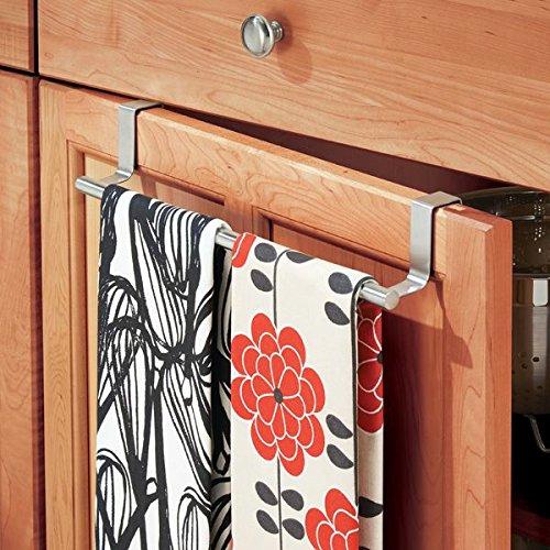 mDesign Over Cabinet Kitchen Holder