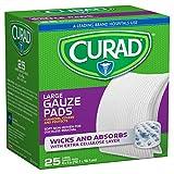 """Curad CUR20445RBI Pro-Gauze Pads, 4"""" x"""