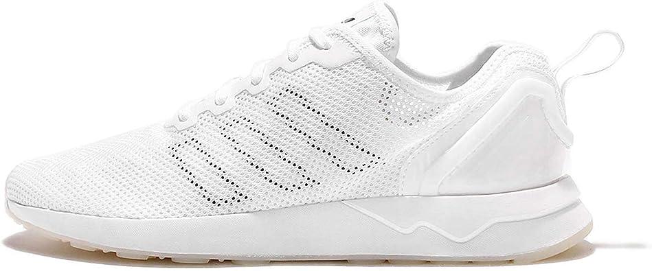 adidas Originals ZX Flux ADV SL, Blanc de Course pour Homme