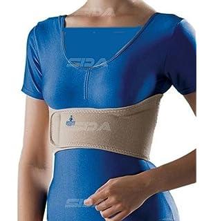 Soporte para costilla rota unisex - Banda de compresión con ...